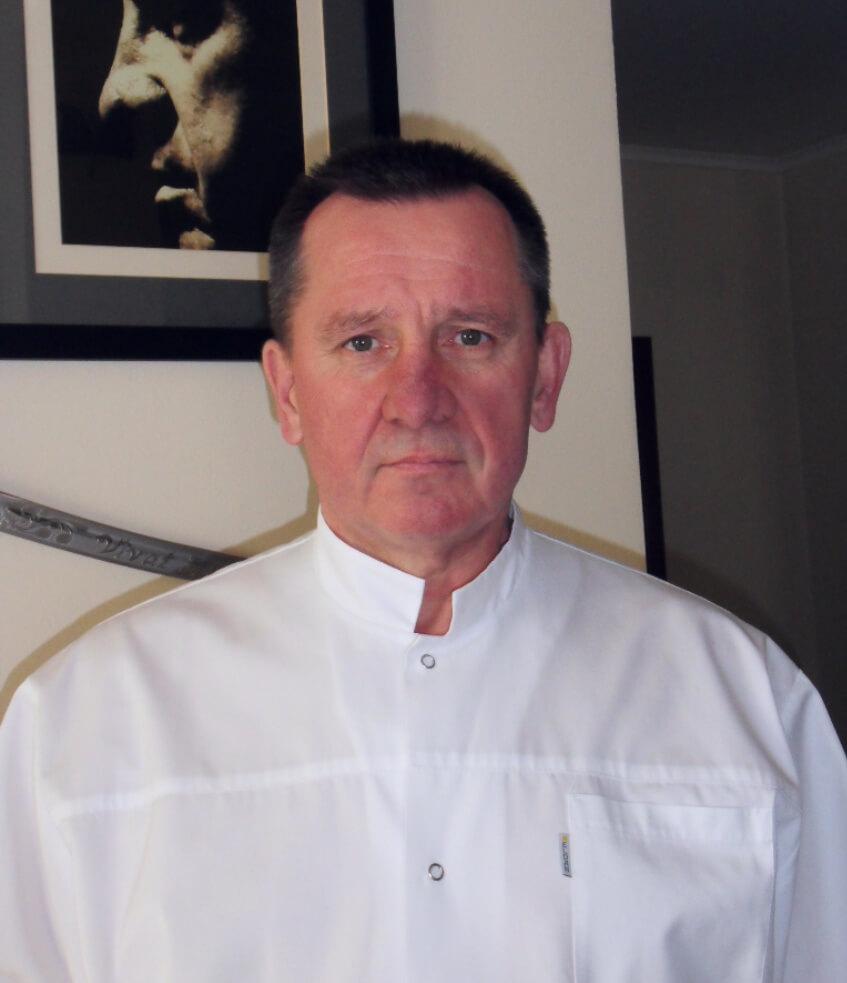 lek. Janusz Gawron